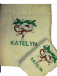 PERSONALISED TOWEL SETS